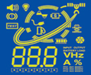 User Friendly Graphic LCD