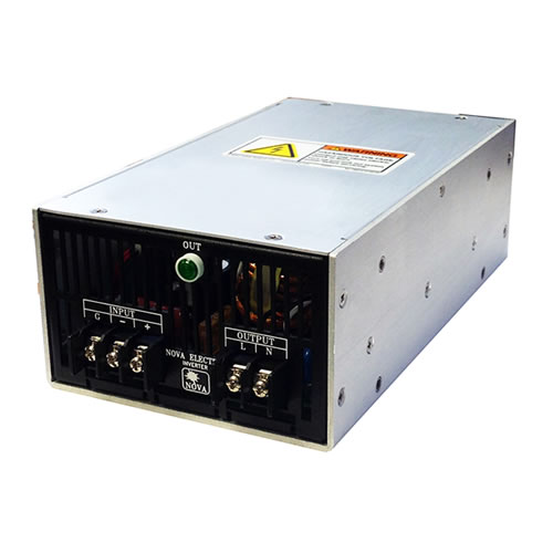 Nominal Input Rugged Lightweight Inverter