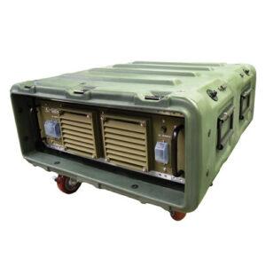 Rugged, military inverter
