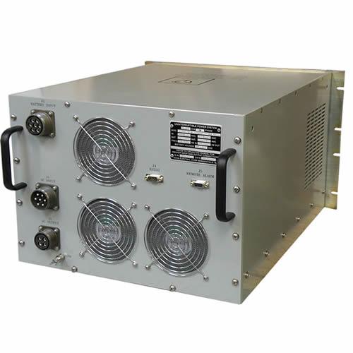3 – 30+ KVA Militarized Rack Mount Three Phase UPS System