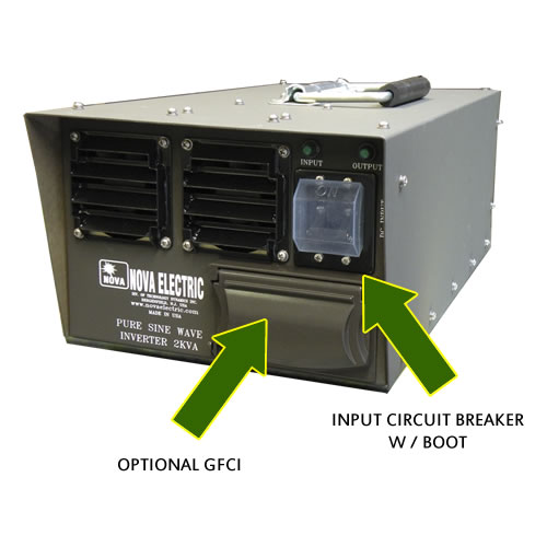 OCGL Series Portable Outdoor Inverter