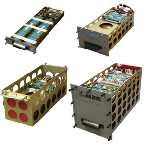 Typical LiFePO4 Retractable Battery Drawers 1-5U
