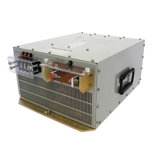 Rack Mount DC-AC Inverters