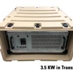 3.5 KW in Transit Case