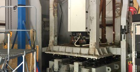 MIL-S-901 Shock Testing